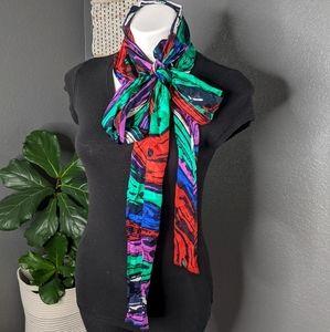 Vintage Escada Silk Scarf
